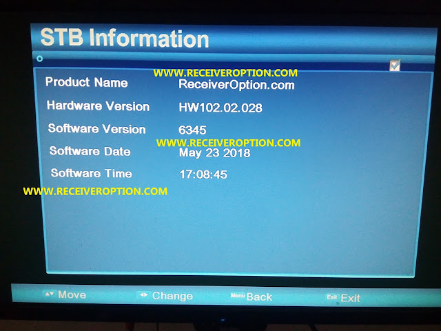 ALI 3510C HARDWARE VERSION HW102.02.028 POWERVU KEY NEW SOFTWARE HERE