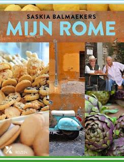 boekreview saskia balmaekers mijn rome