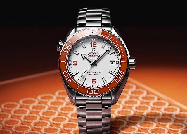 Omega Seamaster Planet Ocean 600M Orange ref. 215.30.44.21.04.001