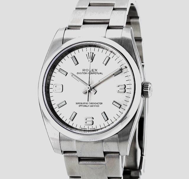 """أفضل ساعة للميزانية """"Oyster Perpetual Rolex"""""""