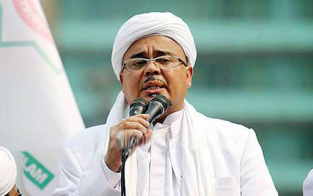 Habib Rizieq Minta Polisi Bebaskan Al-Khathath: Saya Jaminannya!