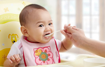 Makanan Bayi 6 Bulan Pertama
