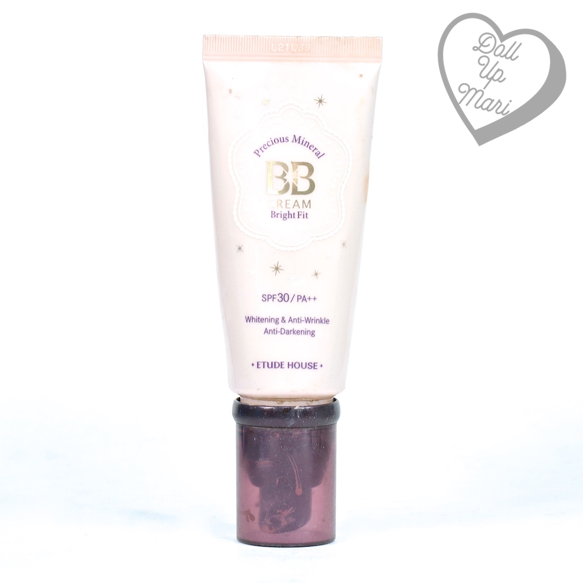 Etude House Precious Mineral BB Cream (Bright Fit)