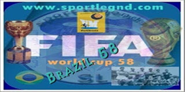 كأس العالم السويد 1958