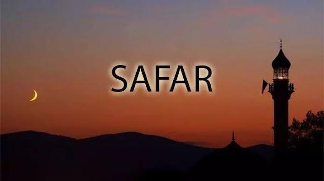 Amalan pada Hari Rabu Terakhir Bulan Safar