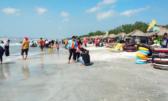 Pantai Kerang Mas
