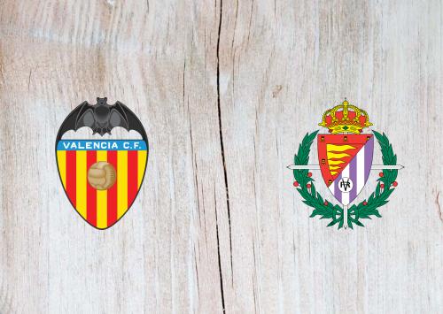 Valencia vs Real Valladolid -Highlights 07 July 2020