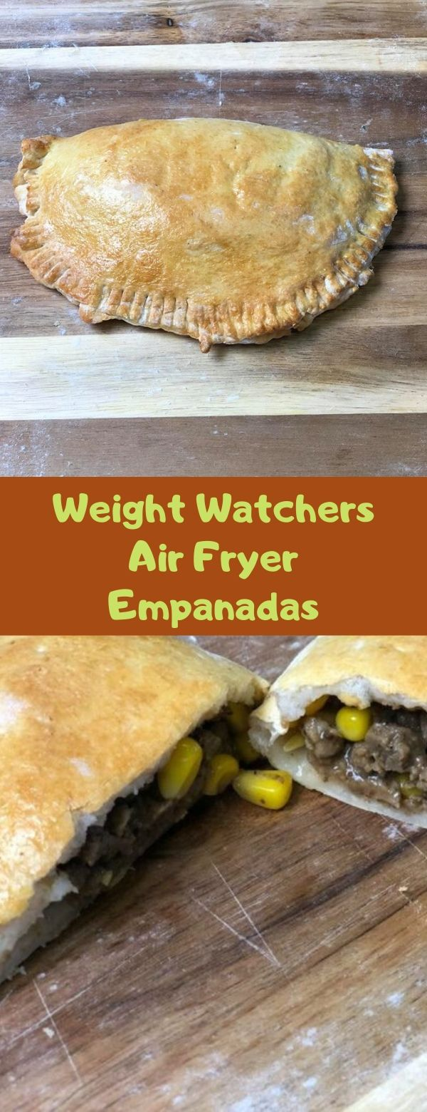 Weight Watchers Air Fryer Empanadas