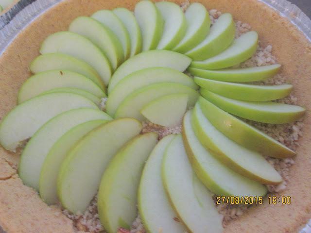 IMG 0351 - פאי תפוחים טעים לראש השנה