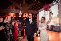 casamento organizado no condomínio terraville em porto alegre na praia da vila do barco com cerimônia á beira do lago por life eventos especiais