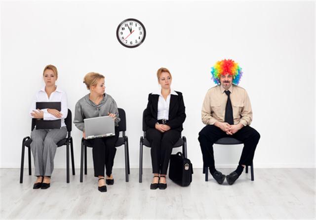 مقابلة العمل - لغة الجسد