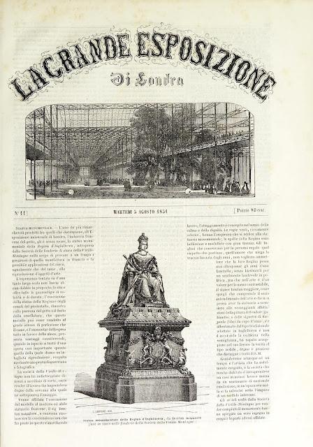 1851.08.05 - La Grande esposizione di Londra