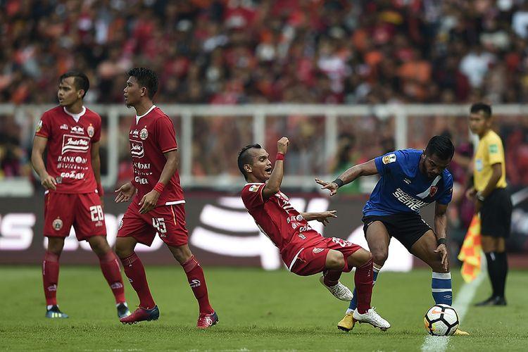 Hal Ini Bikin Persija Jamu Kalteng Putra di Stadion Madya