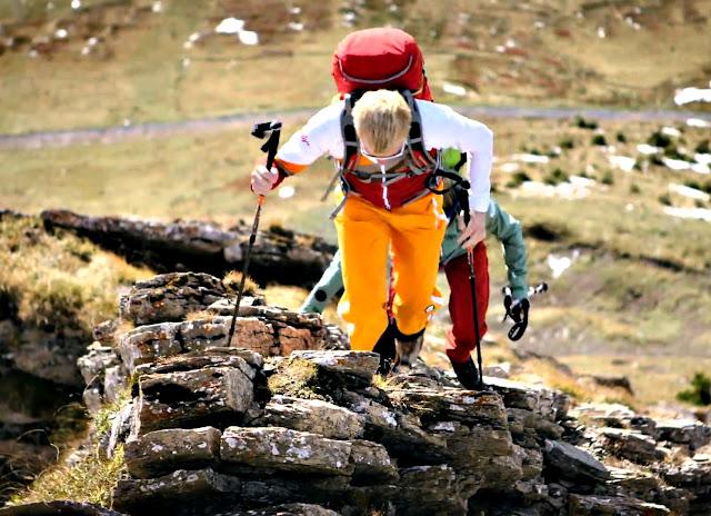 Beneficios salud senderismo trekking