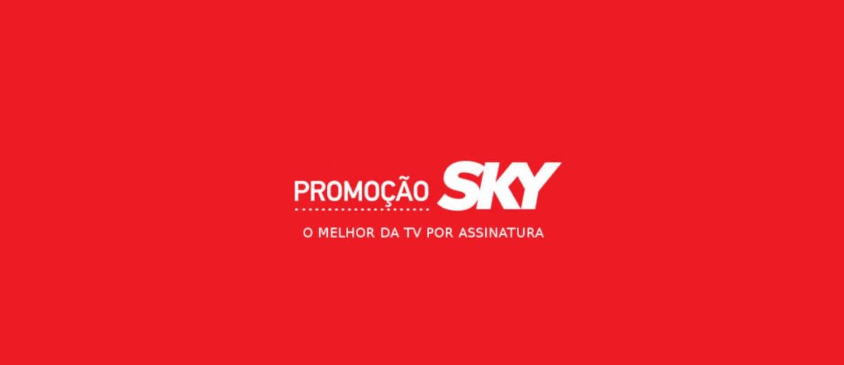 Cadastrar Promoção SKY 2021 - Participar, Prêmios