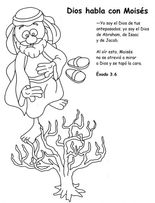 Tallita y las clases de religión: octubre 2012