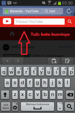 Cara Download Video Youtube di Android Tanpa Harus Install