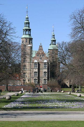 Rosenborg Castle, Kopenhagen