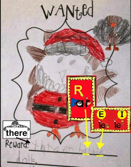 "Secret Stories® Phonics — Kindergarten Writing with ""ar"" and ""ie"" Secrets!"