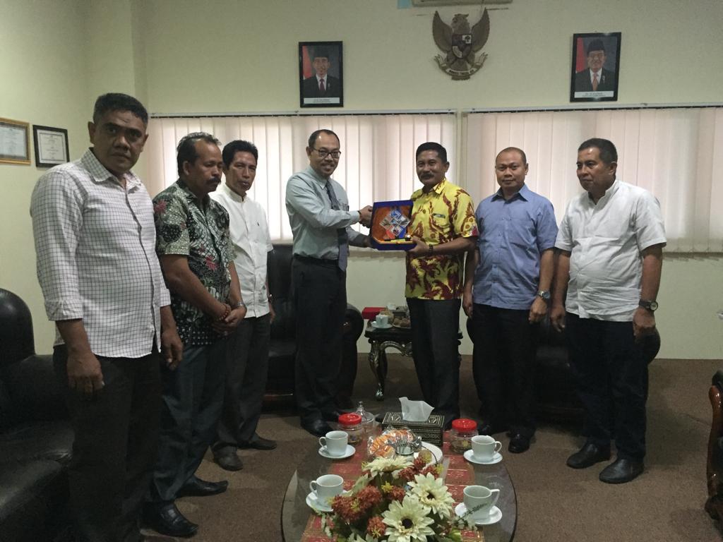 Kunjungi BPKP Sulsel, Komisi I DPRD Wajo Bahas Ini