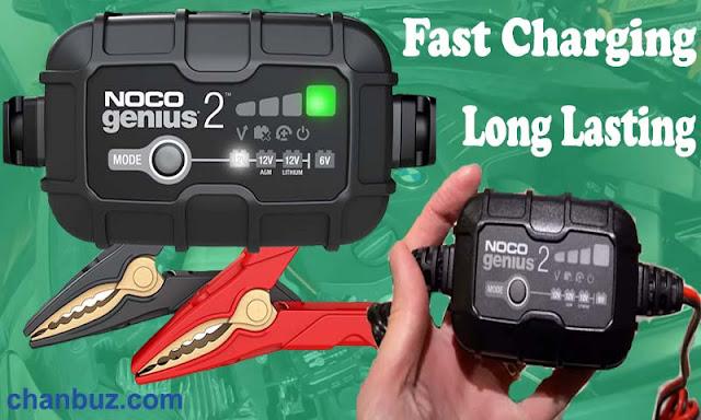 Noco Genius 2 Best 12 Volt 2 Amp Battery Charger