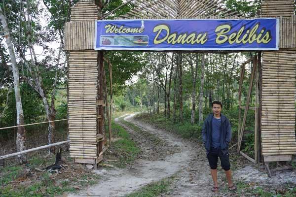 Wisata Baru Danau Belibis Di Tayan, Wisata Pontianak, Wisata Sanggau, Wisata Tayan, Wisata Danau Laet