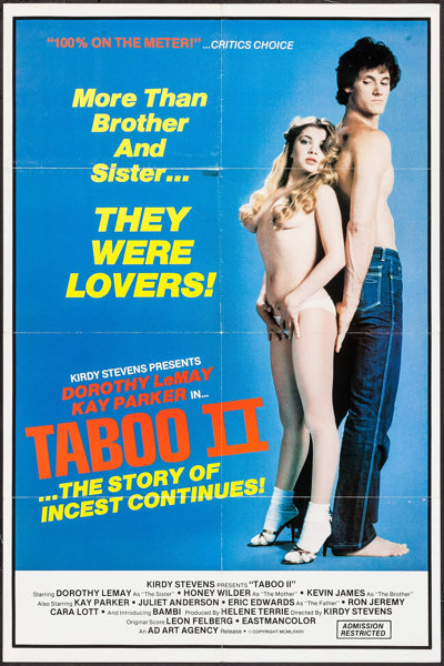 Download 18+ Taboo 2 (1982) {English With Subtitles} 480p [300MB] || 720p [800MB]