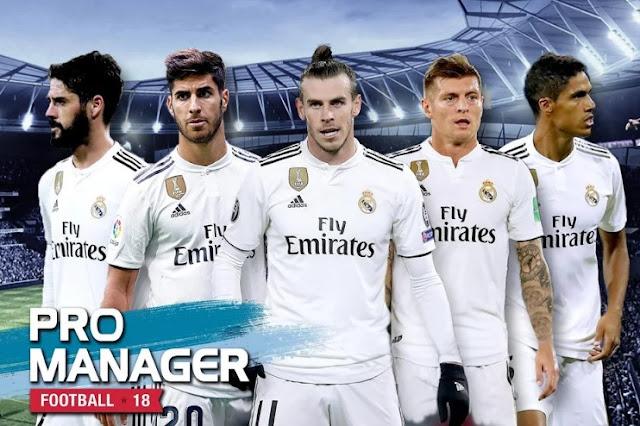 PRO Sepak Bola dan Piala Manajer 2019