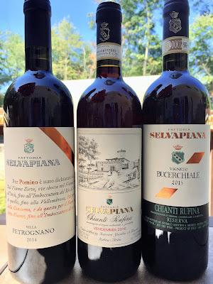 Selvapiana Chianti Rufina wines