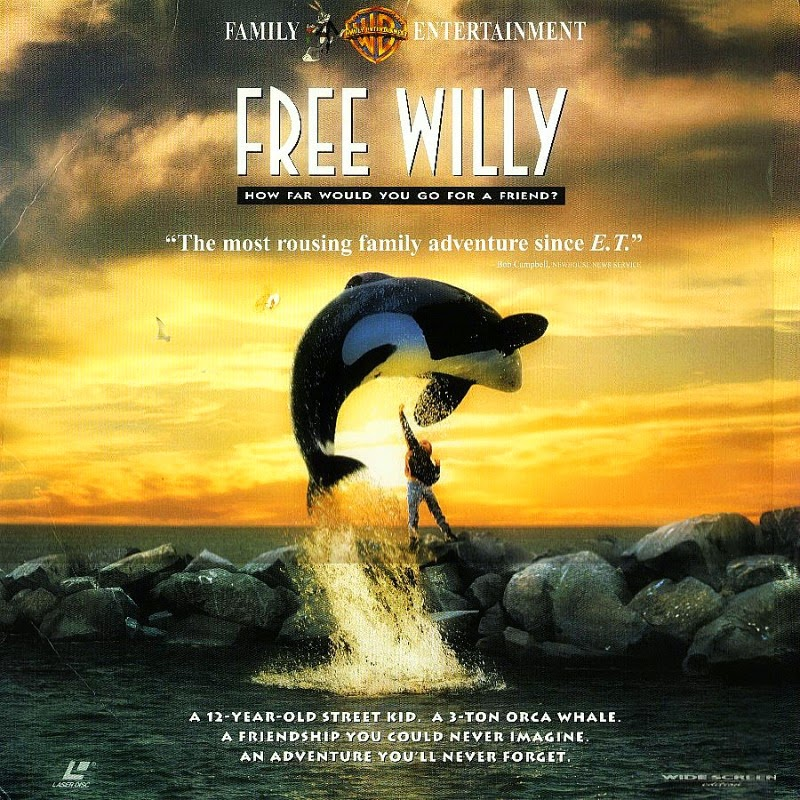 "Trilha Sonora do Filme ""Free Willy"" (1993)"