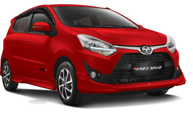 Mobil Toyota Agya Terbaru