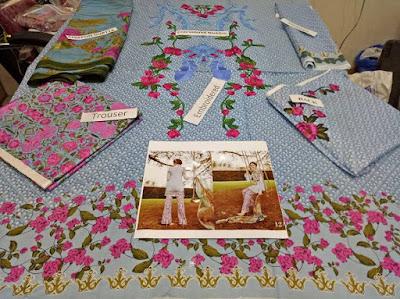 Designer Suits Salwar Kameez Lawn Dupatta www.bestfashionpk.blogspot.com