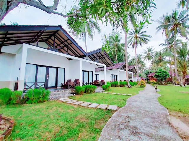 Seafront  Bintan Spa Villa