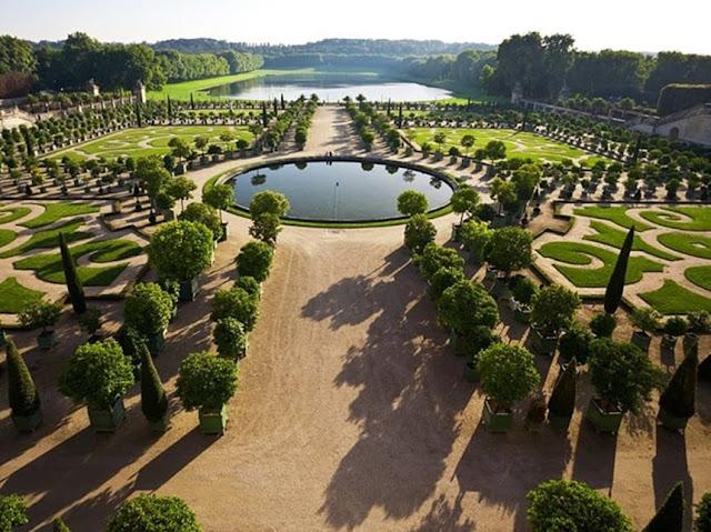 Khám phá 'những khu vườn vương giả' giữa lòng châu Âu -5