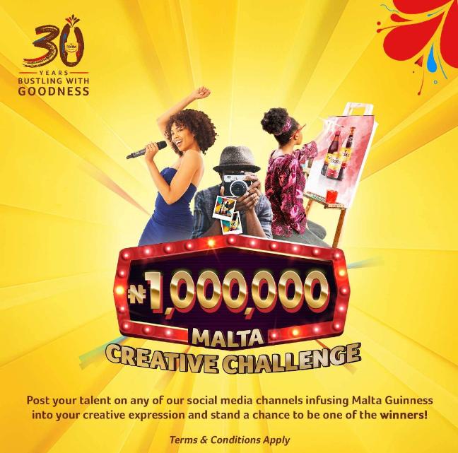 Maltina Creative Challenge
