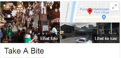 Take a Bite Pluit Jakarta Timur
