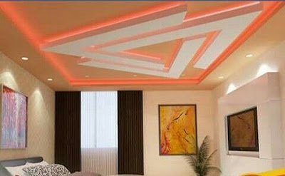 Latest 50 pop false ceiling designs for living room hall 2018 for International decor pop