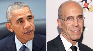"Jeffrey Katzenberg Says Obama Still Has ""Huge Agenda"" Before Leaving White House"