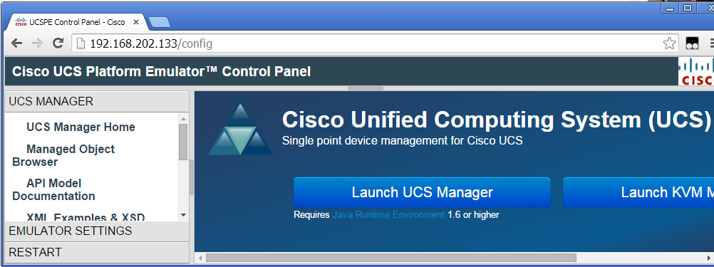 Download and Deploy UCS PE on VMware Workstation | MyHypervisor