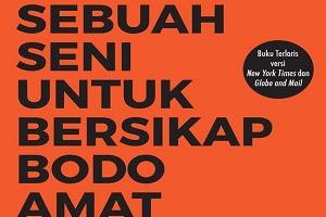 Ebook: Sebuah Seni Untuk Bersikap Bodo Amat - Mark Manson
