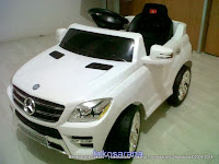Mobil Mainan Aki Junior QX7996 Mercedes-Benz ML350