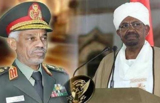 الجيش السوداني يُطيح بالرئيس عمر البشير