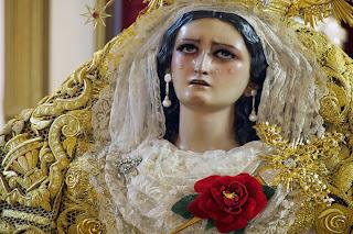 virgen de la amargura semana santa