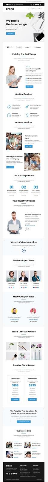 Multipurpose Responsive Email Template