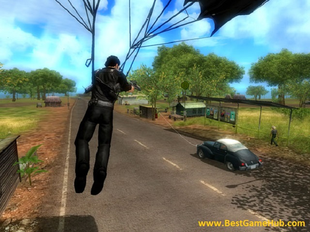 Just Cause High Compressed PC Game Download
