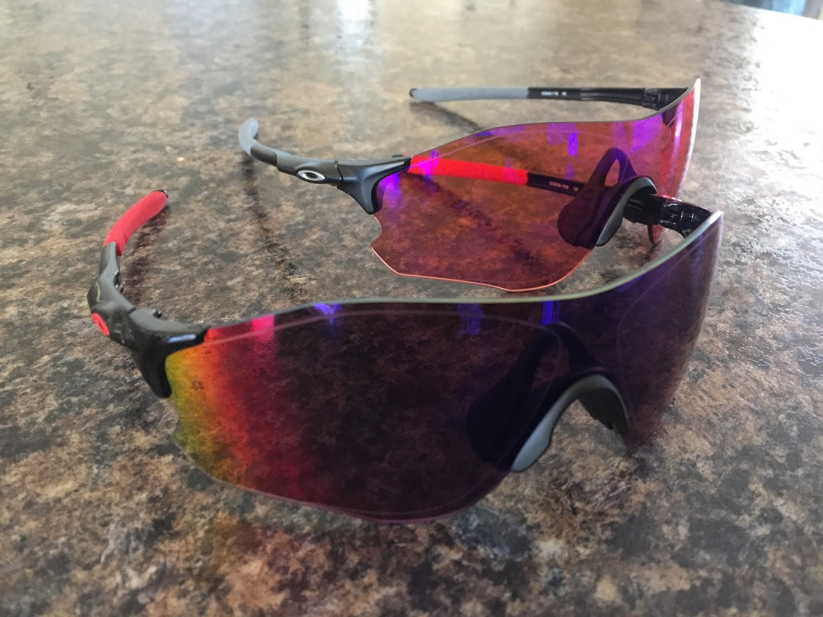 oakley evzero path prizm polarized