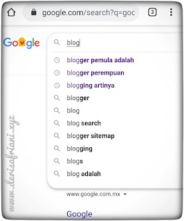 Keyword blog