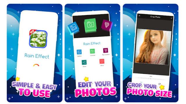 Rain Photo Maker - Rain Effect Editor technotesarabic.com