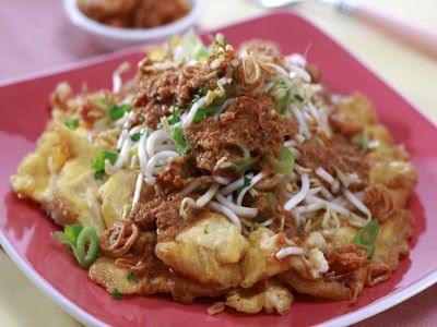 Masakan khas Semarang Tahu Gimbal