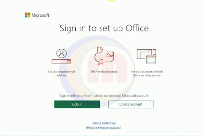 Donwload Aktivator Microsoft Office 2019 Profesional Plus